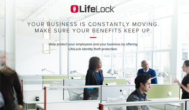 LifeLock Employee Benefits Brochure