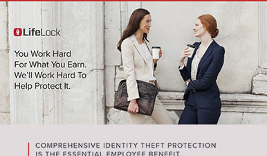 Ask For LifeLock At Work