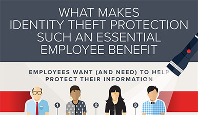 Essential Employee Benefit Infographic